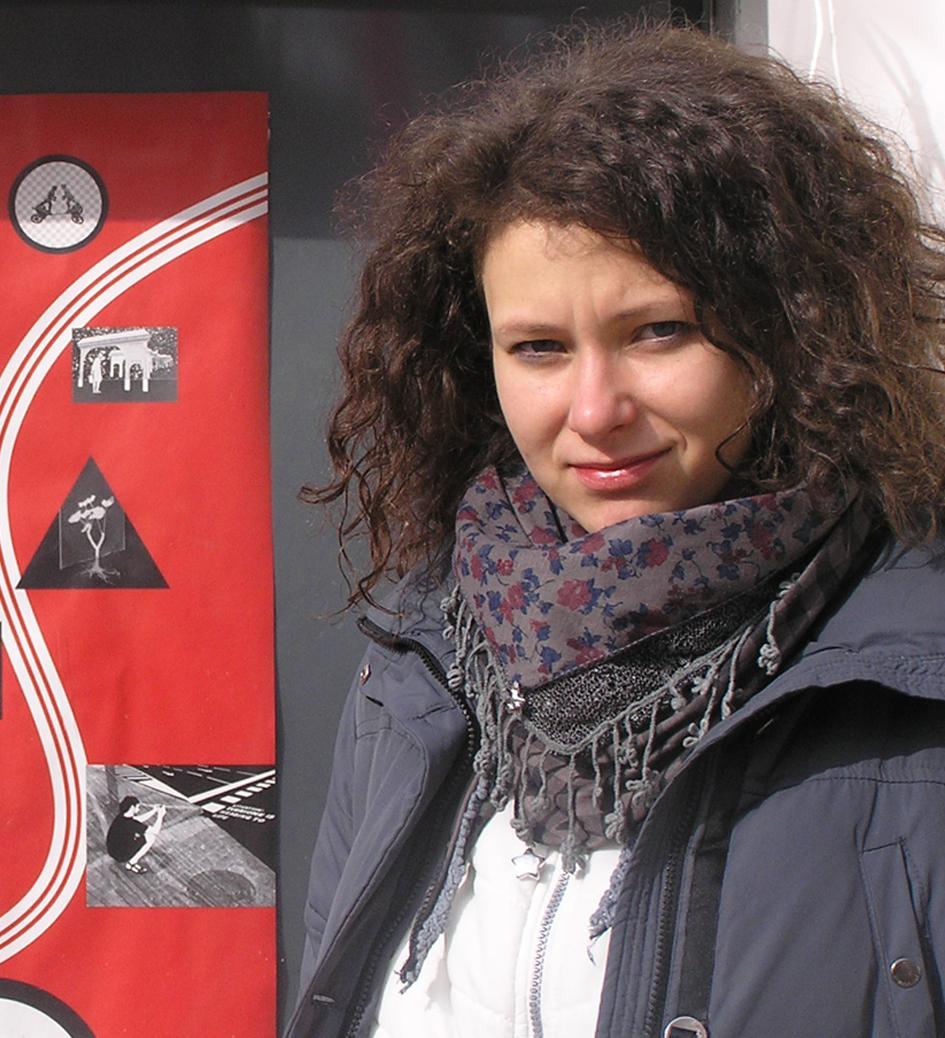 Mayer Éva kiállítása a Creon Galériában Vágsellyén
