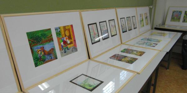 Takács János gyermekkönyv-illusztrációi vándorúton