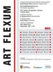 Az ART FLEXUM Művészeti Társaság kiállítása