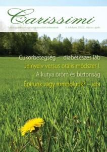 Carissimi - 2012/2., címlap