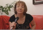 Haraszti Mária, a Szlovákiai Magyar Interaktív Televízió alapítója, író, könyvkiadó, az ANIMA Társaság elnöke...