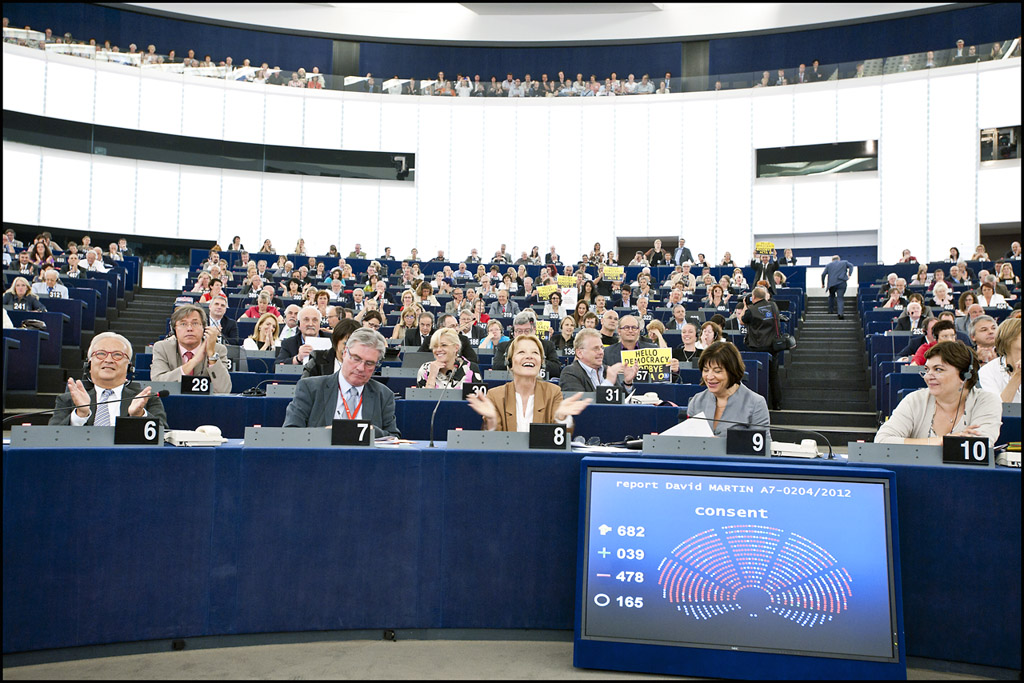 EP - ad ACTA