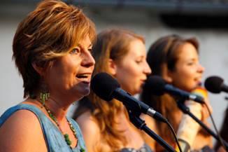 Szvorák katalin koncertje Szentendrén