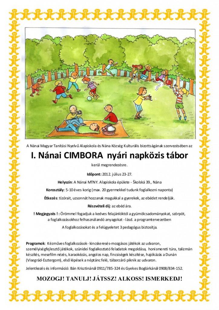 Nánai gyermektábor