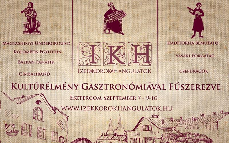 Ízek-Korok-Hangulatok Fesztivál