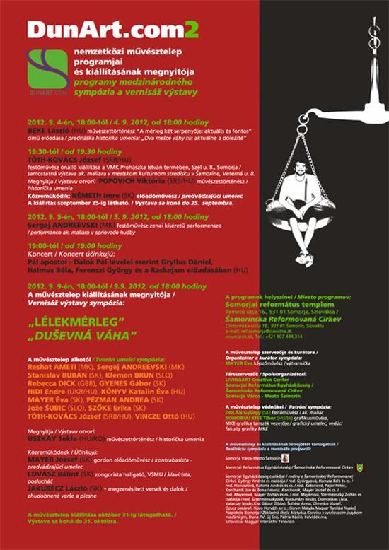 DUNART.com nemzetközi művésztelep