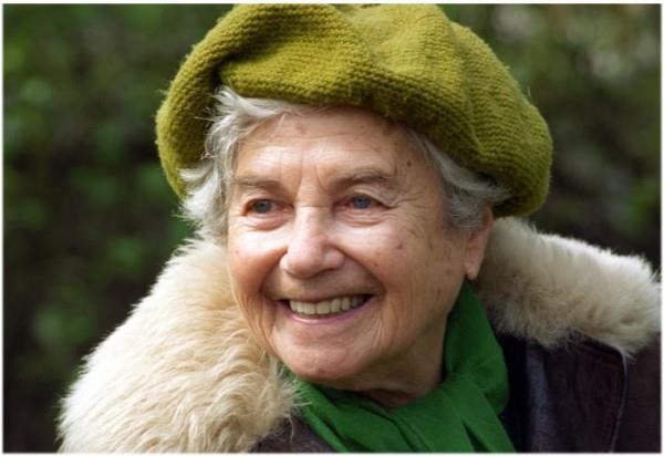 Radnóti Miklósné Gyarmati Fanni ma 100 esztendős