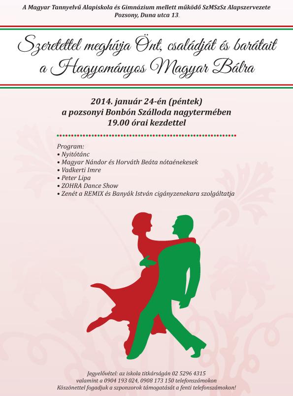 Hagyományos magyar bál