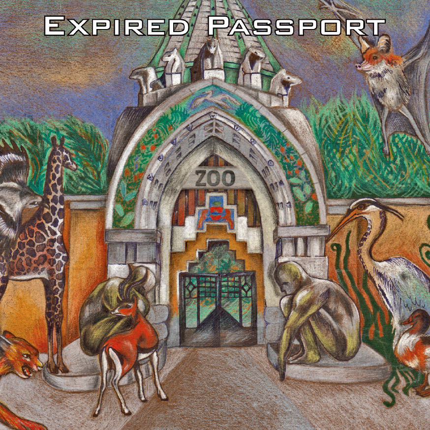 Expired Passport - ZOO