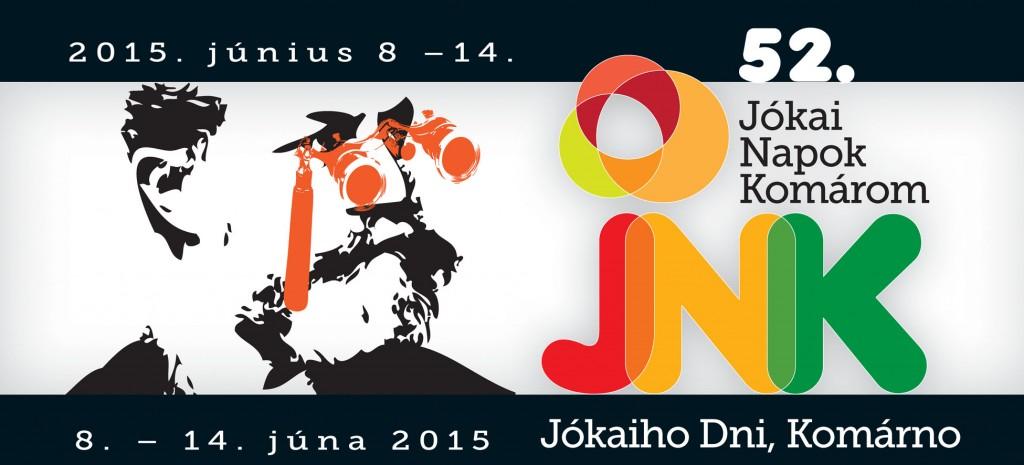 Jókai Napok logo 2015
