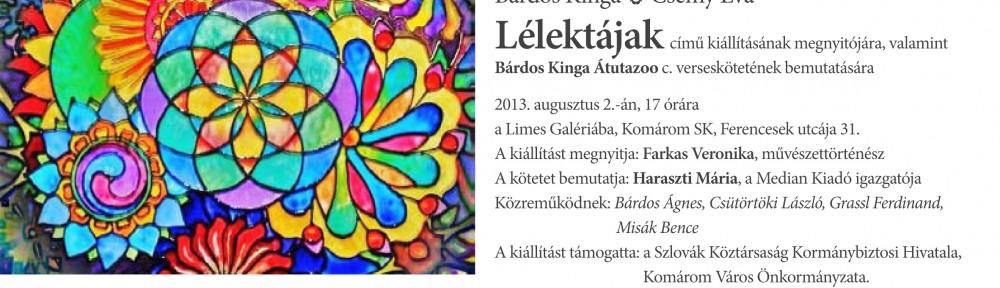 Lélektájak Komáromban a Limes Galériában